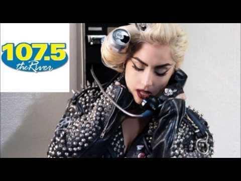 Lady Gaga  Interview on 1075 The River 09022013 Full