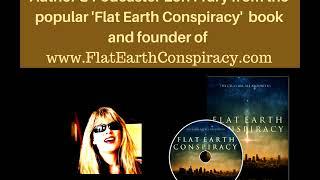 Radio Wasteland Flat Earth Theory with Lori Frary #36