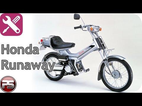Honda Runaway. Интереснейший экземпляр