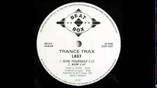 Trance Trax Last-AUW