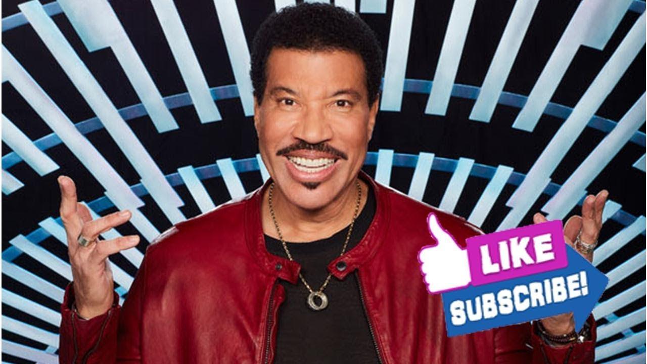 'American Idol' tearjerker: Lionel Richie weeps buckets during blind singer ...