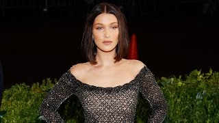 Bella Hadid SPILLS On Being Single & If She Cares About Selena Gomez & The Weeknd