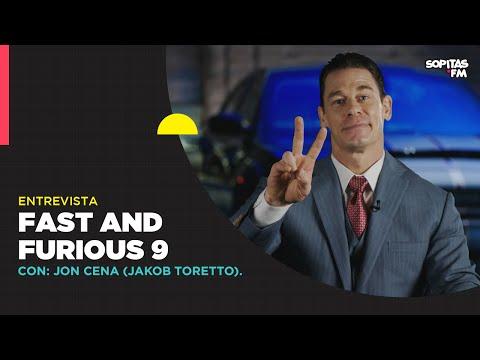 La nueva entrega de la saga de Rápidos y Furiosos ya está aquí! Tuvimos la oportunidad de platicar con John Cena (Jakob Toretto) y nos contó como llegó a ...