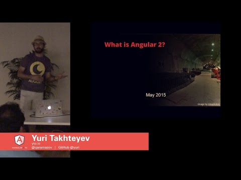 Twenty Angular 2 Projects, Six Lessons Learned (Angular Toronto Meetup - September 2016)