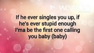 Singles you up (lyrics)
