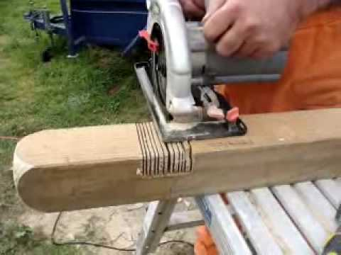 How To Make A Picket Fence Youtube