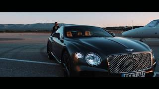 2018 New Bentley Continental GT lifestyle in Monaco featuring Orlov Jewelry