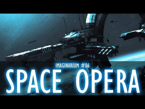Space Opera - Imaginarium #06 S2 [Création d'univers]