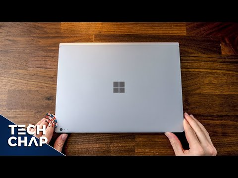 Microsoft Surface Book 2 Review - The Perfect Laptop? | The Tech Chap