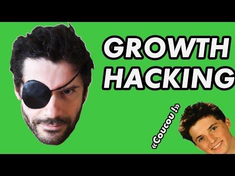 Le GROWTH HACKING c'est quoi ? (Stratégie AARRR)