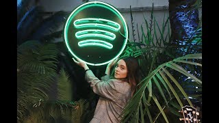 #SpotifyFansFirst 🌴, the making of - Francesca Michielin