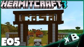 HermitCraft 7 | Welcome to Casa! [E05]