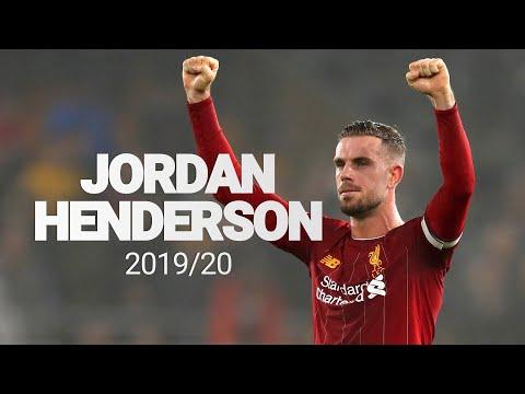 Best of: Jordan Henderson 2019/20 | Premier League Champion