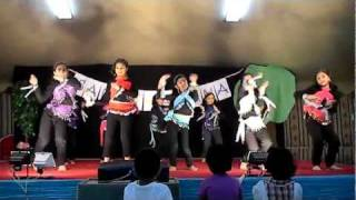 ARABIC DANCE milk and honey didi song - AMPS PROGRAM