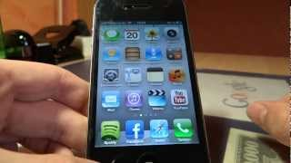 iOS 6 Download und installation ( iPhone 5 )