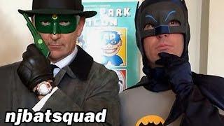Batman & Green Hornet