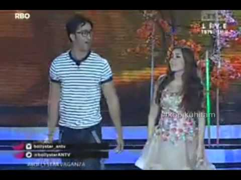Bolly Star Vaganza Shaheer Sheikh & Ayu Ting Ting - Love Is Waste Of Time