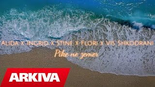 Alida x Ingrit x Stine x Flori x Vis Shkodrani - Pike ne Zemer (Official Video HD)