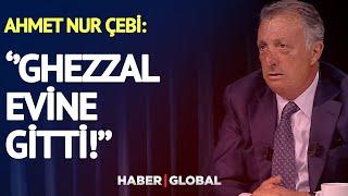 Beşiktaş Başkanı Ahmet Nur Çebi'den Sergen Yalçın itirafı!   Az Önc