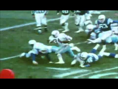 Earl Campbell Highlights (Before I