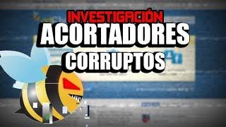 Investigación: Acortadores Corruptos | M4lwar3 Encubierto