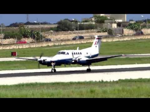 Malta International Airshow 2013 Arrivals