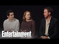 La La Land: Cast & Director Talk About The Oscar Nominated Film | Oscars 2017 | Entertainment Weekly video & mp3