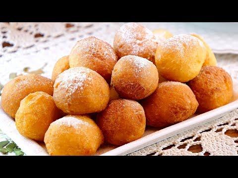 Как приготовить пончики творожные в домашних условиях пошаговый рецепт