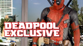 Ryan Reynolds Addresses the Deadpool PG-13 Rating (HD) JoBlo.com Exclusive