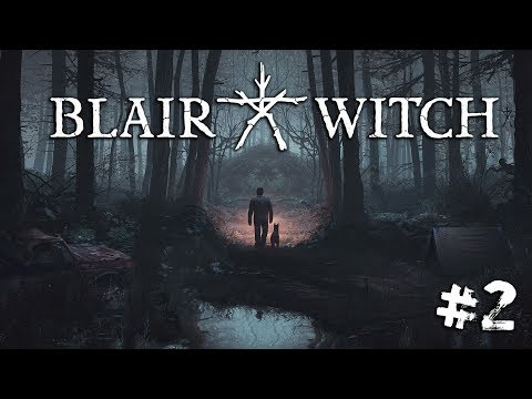 😱 ХОРРОР СТРИМ 😱 → Blair Witch #2