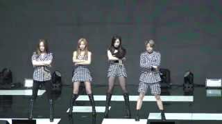 hd 4k fancam 150930 f x red light tencent kpop live 에프엑스