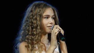 Ева Тимуш (14 лет). Je t