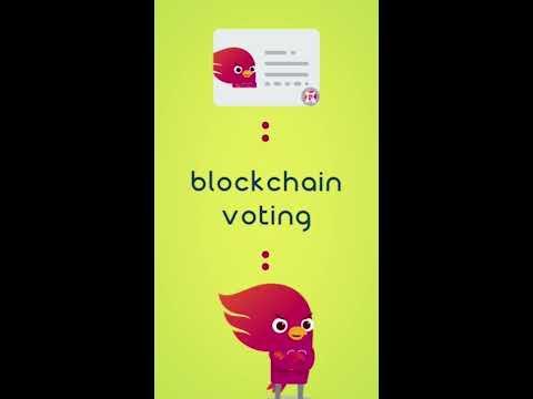 투표‧설문 시스템 '블록체인 보팅(Blockchain Voting)'