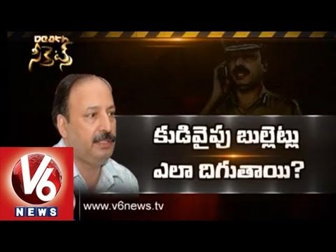 Death Secrets by V6 - Mumbai ATS Chief Hemanth Karkare