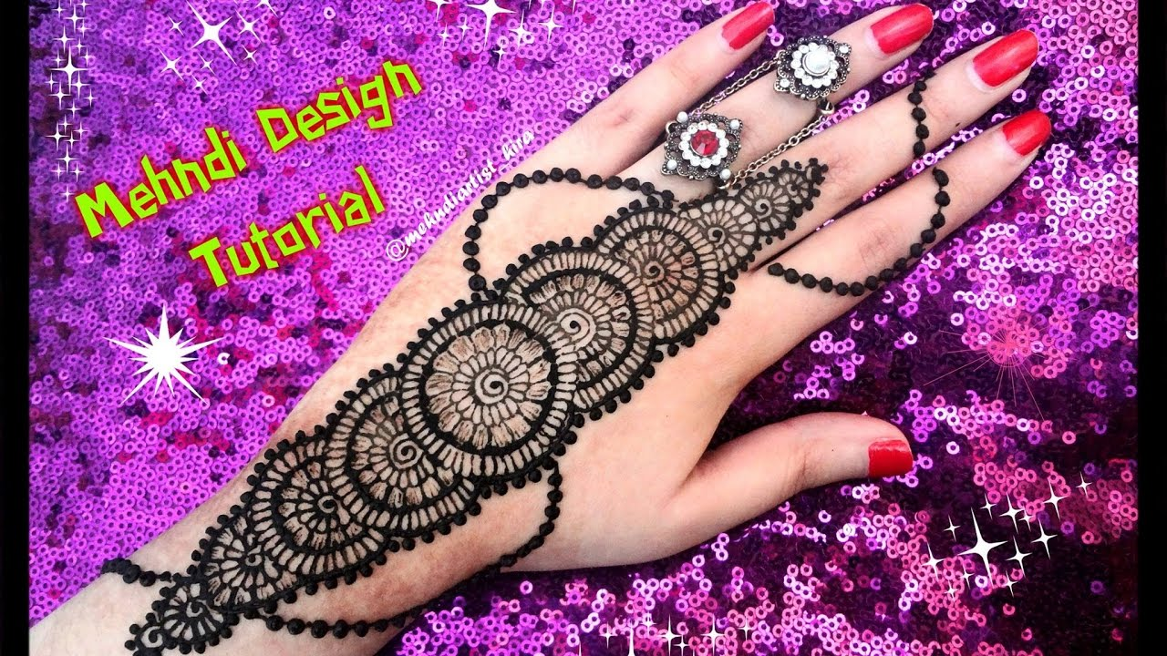 Henna Mehndi Stickers : Best beautiful mehndi stickers for you