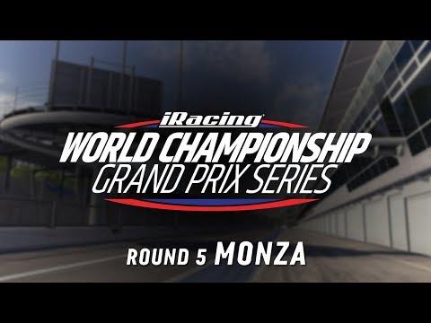 iRacing World Championship GP Series | Round 5 at Monza