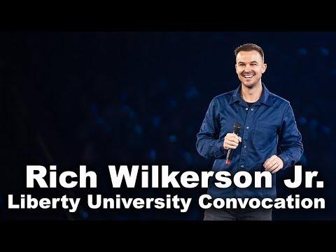 Rich Wilkerson Jr. - Liberty University Convocation