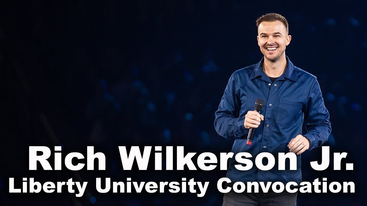 Rich Wilkerson Jr. - Liberty University Convocation