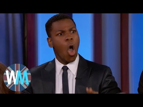 Top 5 Things You Didn't Know About John Boyega