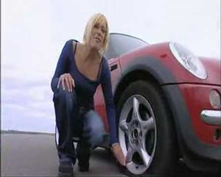 Goodyear Run on Flat Tyre Test Mini Cooper S  YouTube