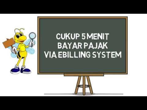 eBilling : Bayar Pajak Online via SSE Pajak - YouTube