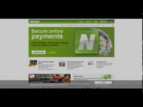 how to delete neteller account