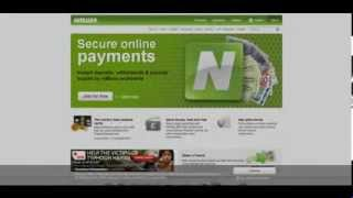 How to create an account with Neteller