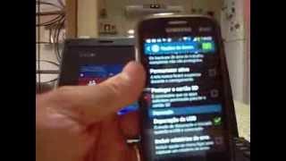como ativar opção de depuração de usb no seu android