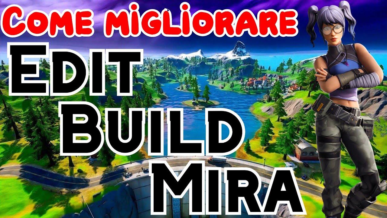 La MIGLIORE MAPPA per ALLENARSI nella MIRA, nell'EDIT e nella BUILD nella STAGIONE 3 su Fortnite!