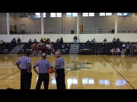 Prattville Christian Academy vs Haleyville