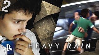 Heavy Rain #2 - PRZYKRY INCYDENT