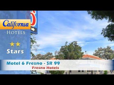 Motel 6 Fresno - SR 99, Fresno Hotels - California