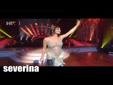SEVERINA -  ITALIANA & GRAD BEZ LJUDI @ PLES SA ZVIJEZDAMA 2012.