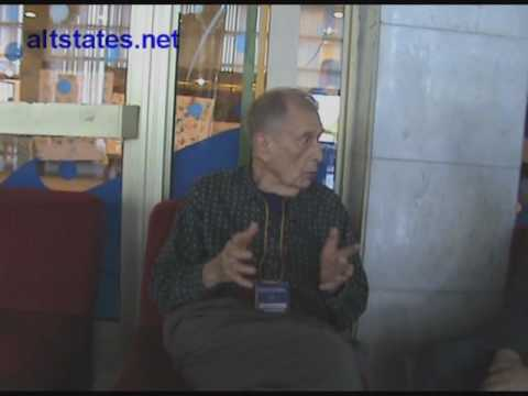 Stanley Krippner Interview pt. 2 - Cтэнли Криппнер - June 24, 2010, Russia